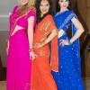 String Diva's in Sari!