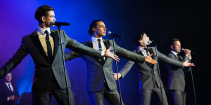 Boys in the Band a hit in Newcastle