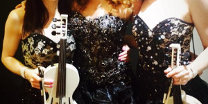 String Diva and Voice star for Motor Industry Awards