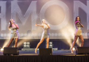 The Diamonds continue domination of NSW concert tour