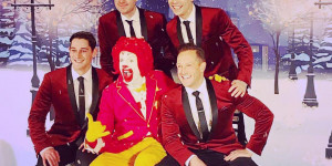 Boys in the Band rock for Ronald McDonald House Charity Gala
