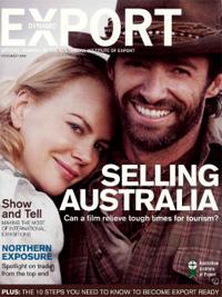 Export Magazine Nov08 Cover