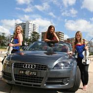 String Divas Audi