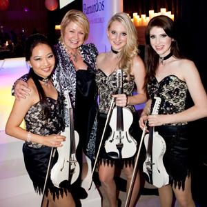 String Diva with Noni Hazelh