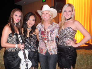 String Diva with Kerry Anne Kennerely