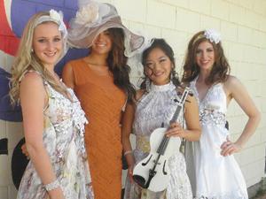 String Diva in Alice Springs