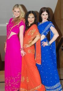 String Diva in India at Melbourne's MCG