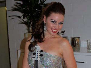 A New Diva - Kathryn Crossing