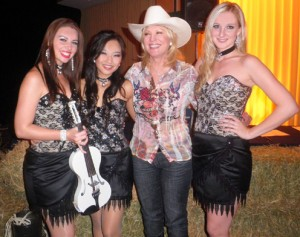 String Diva at Cypress Lakes with Kerri Anne Kennerley
