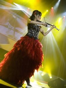 String Diva's Nan Heo
