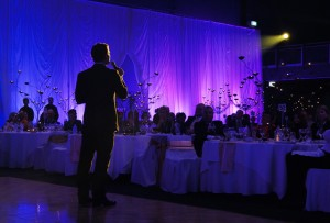Opera by Disguise at a Charity Westpac Helicopter Service Gala Ball in Coffs Harbour