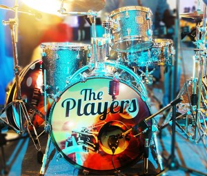 The Players Drum Kit Image