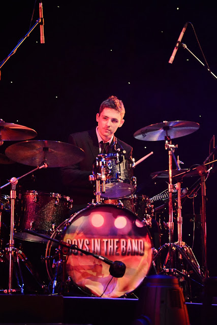 Pat Madden Musical Director and Drummer of SMA Band 'The Players'