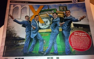 Front cover mX - BITB