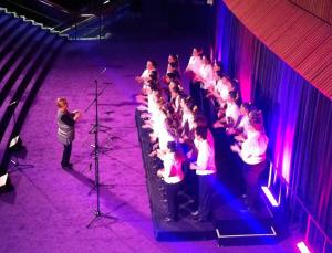 opera house australian youth choir