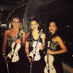 String Diva at Dockside 2014